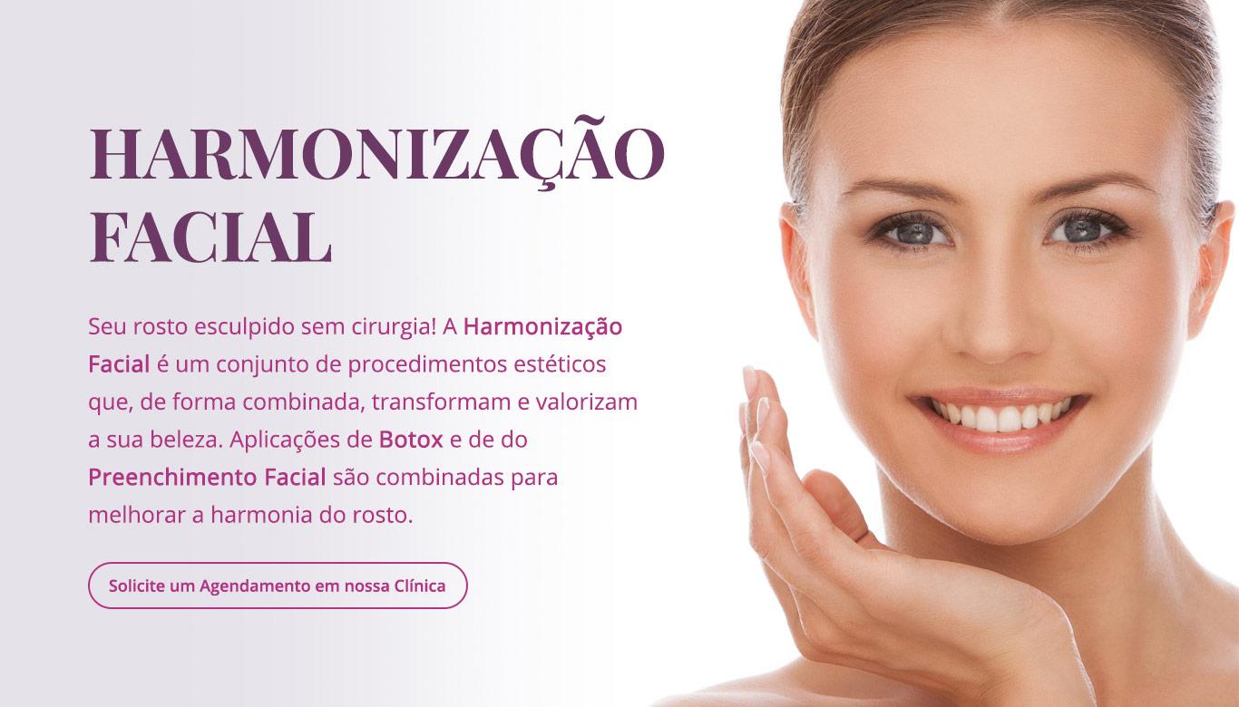 Clinica de Esthetica - Conheça a Harmonização Facial